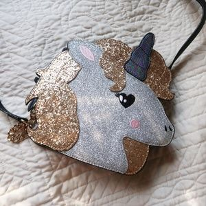 Betsey Johnson Unicorn Purse